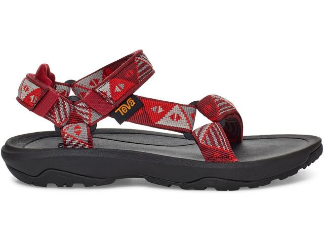Teva Hurricane XLT 2 Sandals Kids trapeze chili pepper